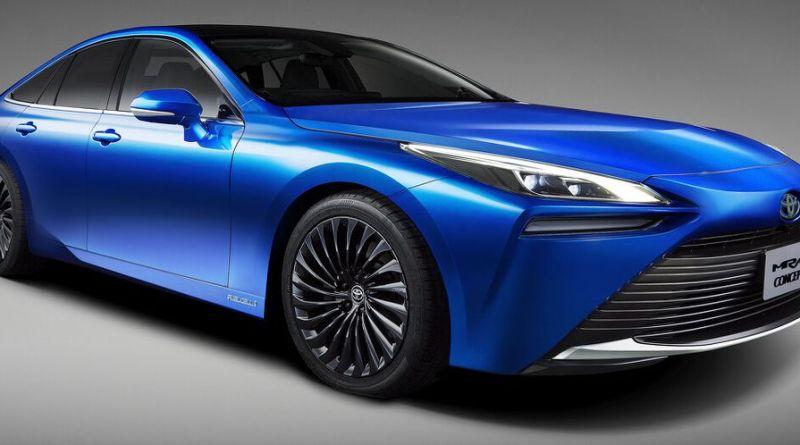 Toyota`s neuer Mirai