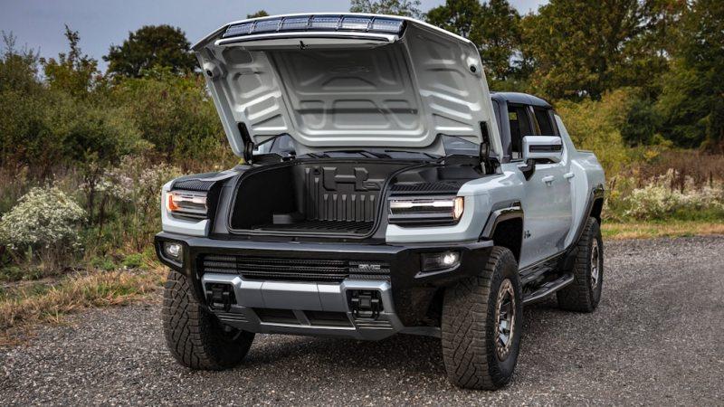 HUMMER kommt elektrisch -     Hummer EV Edition 1