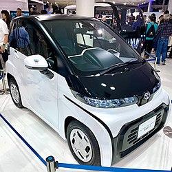 C-Plus-Pod: Toyotas - C-Plus-Pod: Toyotas - Das Concept Car in Tolio 2019