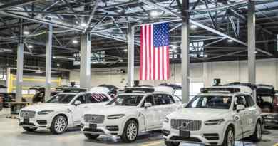 Uber gibt auf - Uber gibt auf---UBER -ATG ---Autonom Autos, Selbstfahrende Autos, Volvo - Foto uber