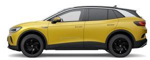 VW ID.4 MAX - Mit Sonderaussstattung Räder -56.365 € Foto VW