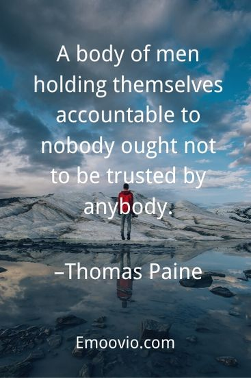 Quotes On Accountability : quotes, accountability, Accountability, Quotes, Inspire, Follow, Though, Commitments, Emoovio