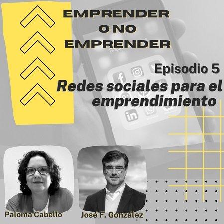 Episodio 5 Redes Sociales para el Emprendimiento 1 450
