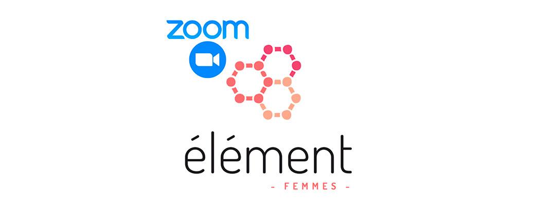 element femmes zoom