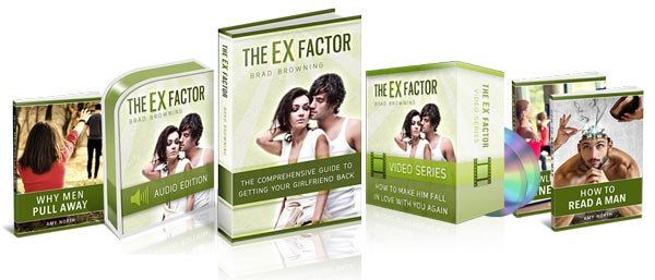 Want To Get Your Ex Boyfriend Back? Grab The Ex Factor Guide Now!