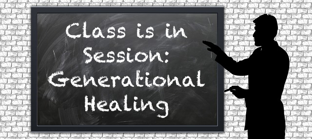 Generational Healing Class Ancestral Cleansing spiritual healing history need spiritual healing