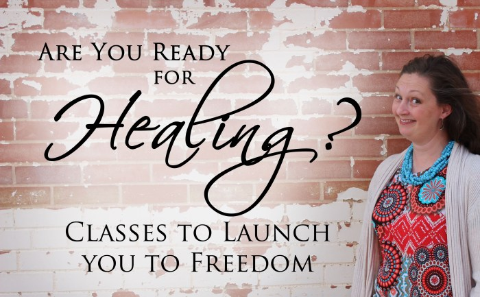 Classes Emotional Spiritual Healing Freedom
