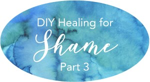 shame emotional wounds demonic oppression healing deliverance anger at god