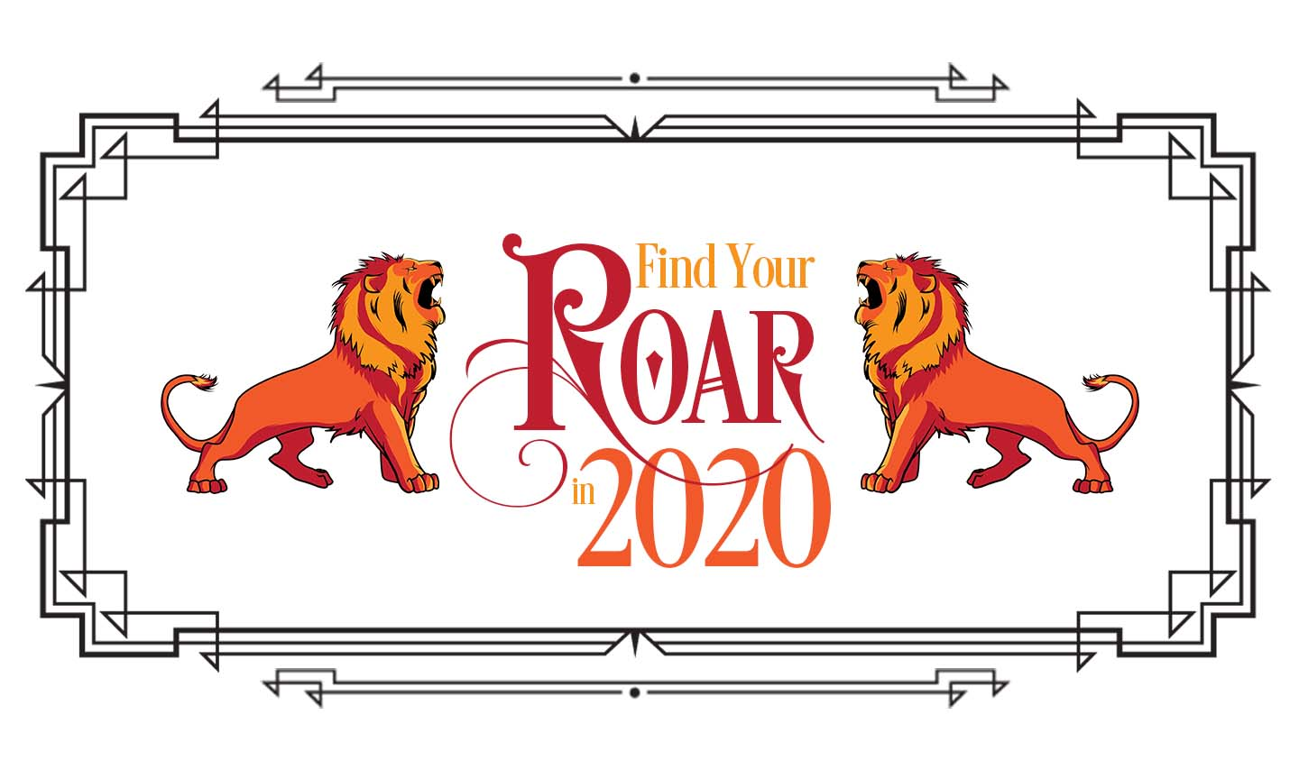 Find your roar in 2020 from resolution to manifestation goal setting success