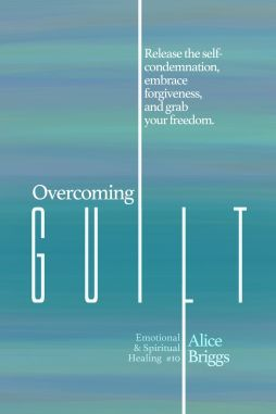 Release the self-condemnation and shame, embrace forgiveness, and grab your freedom.