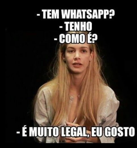 Tem Whatsapp