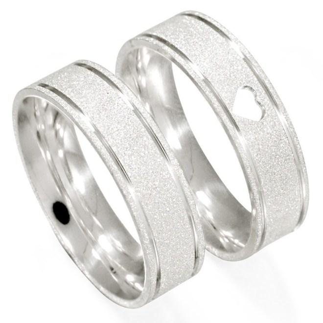 alianca-de-prata-com-acabamento-fosco-as0931-as0932