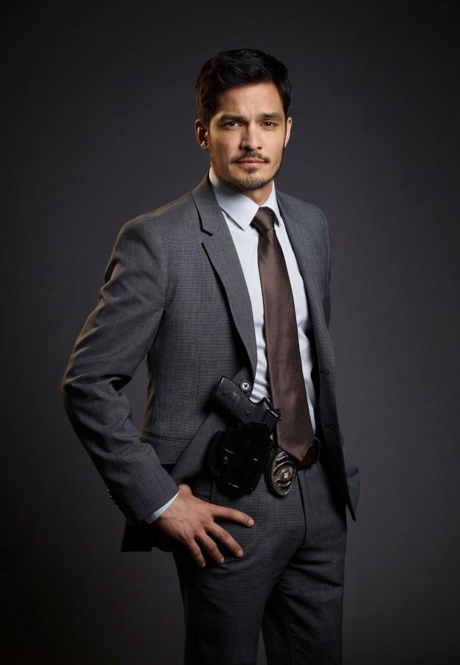 LUCIFER: Pictured: Nicholas Gonzalez as Dan. ©2015 Fox Broadcasting Co. CR: Smallz and Raskind/FOX