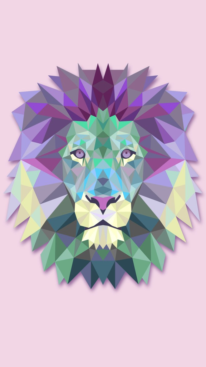 polygon-lion-1136