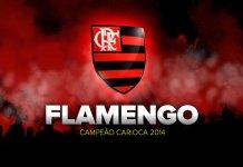 Papel de parede Flamengo