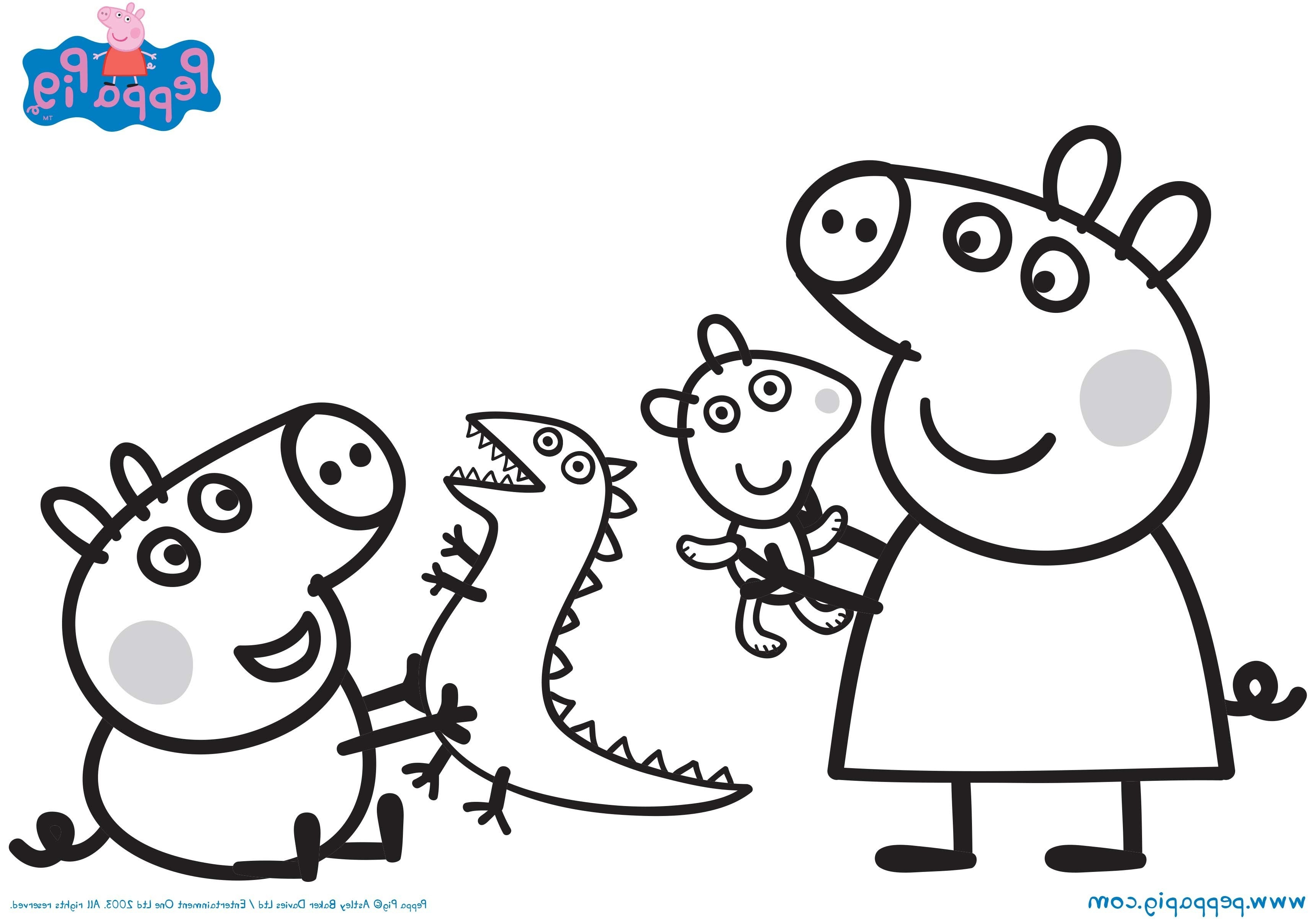 Peppa Pig Coloring Pages Ps25 Peppa Pig Coloring Pages Best