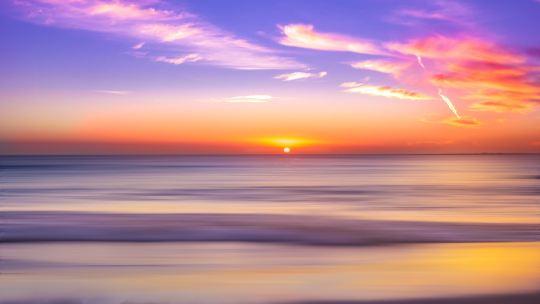La couleur de notre ciel intérieur…