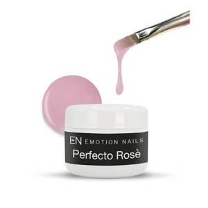 Perfecto Rose gel costruttore tissotropico a alta densita ideale per allungamenti anche estremi colorazione rosata