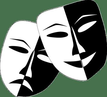 Masque social en entreprise