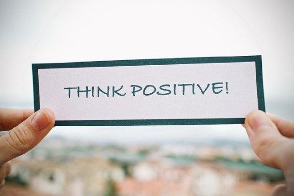 Etat d'esprit positif au travail