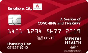 Emotions City Gift Card for 1 session