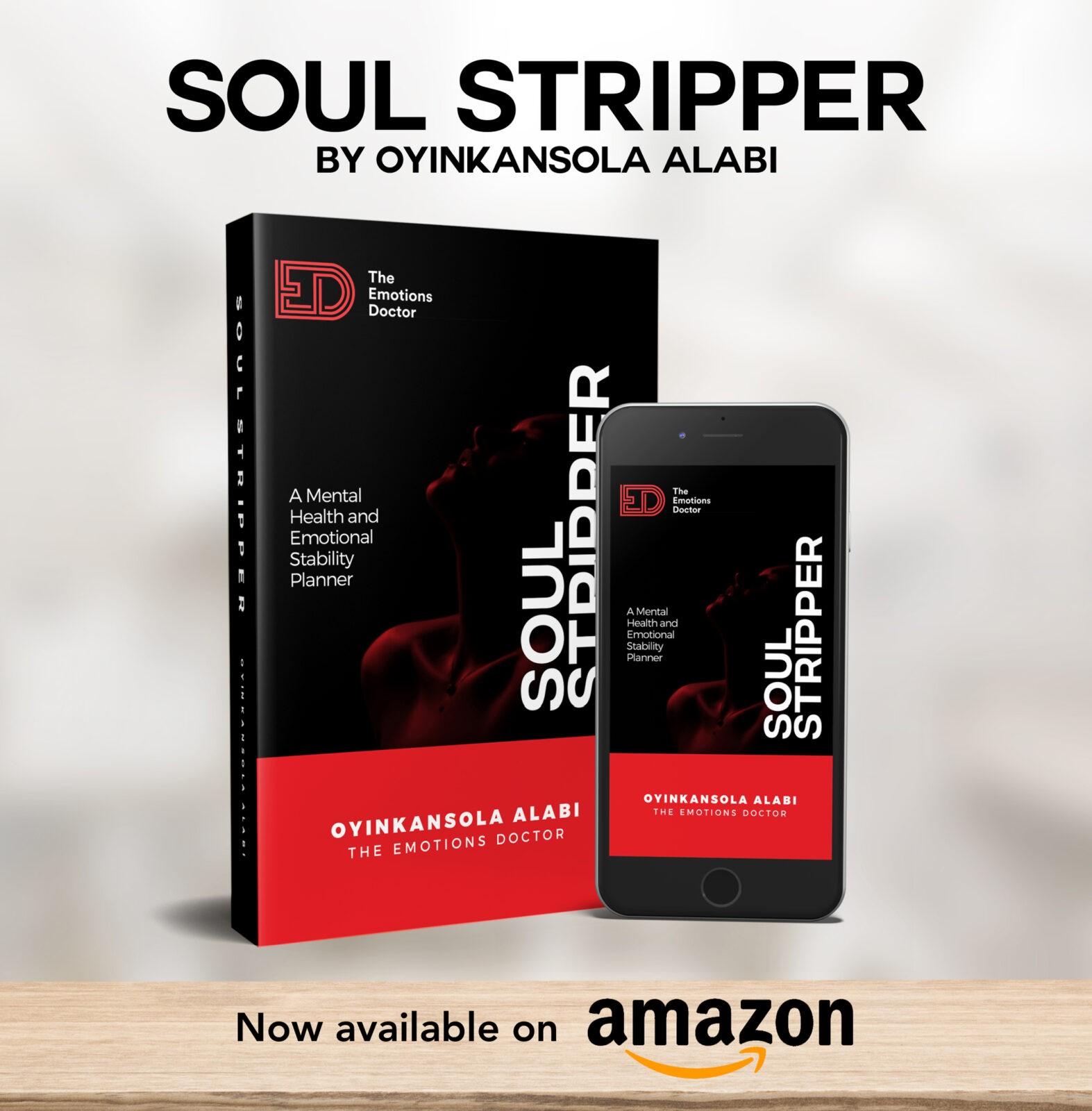 Soul Stripper Ebook