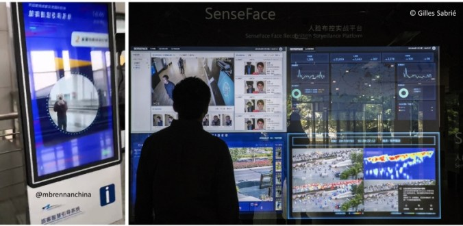 061119-01 China Facial Recognition