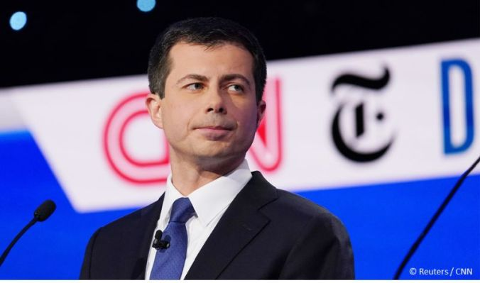 101619-01 Pete Buttigieg