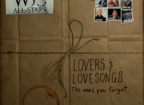 Album Design: Lovers and Love Songs