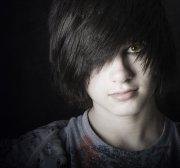 emo haircuts wallpaper