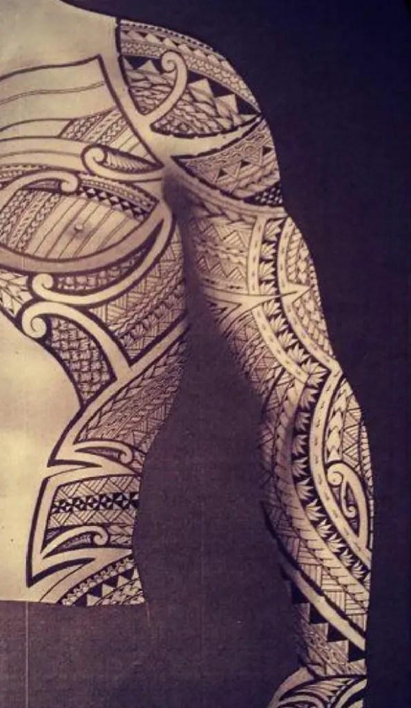 Polynesian tattoo designs emozzy 17