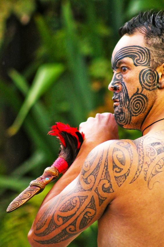 Robbie Williams Maori Tattoo Design: All About Fashion