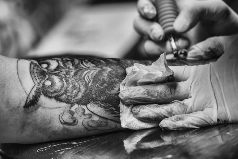 Psicología de los tatuajes