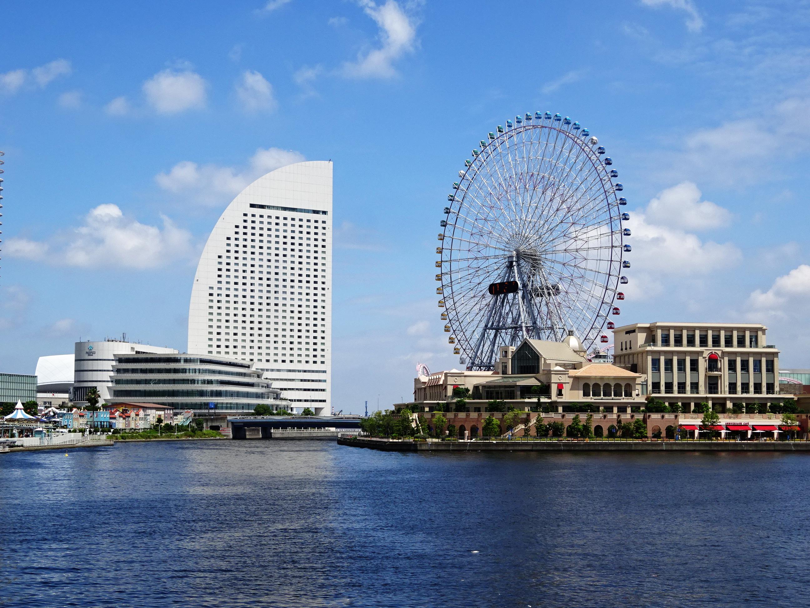 横浜パワースポット