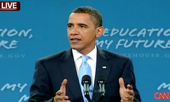 Obama Speech to America's Students