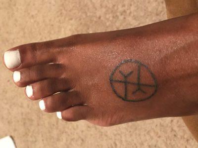 Morgan tattoo cropped