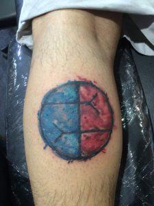 Fernando tattoo 1