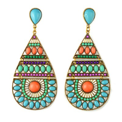 Zakia bohemian earrrings