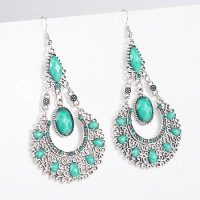 taavi-earring-green