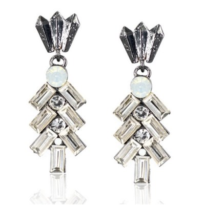 Aldridge deco earring
