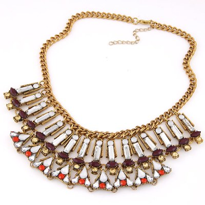Giachetta colourful necklace