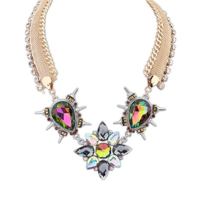 Kalpana statement necklace
