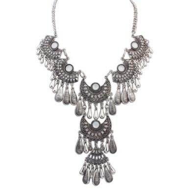 Zagora tribal necklace