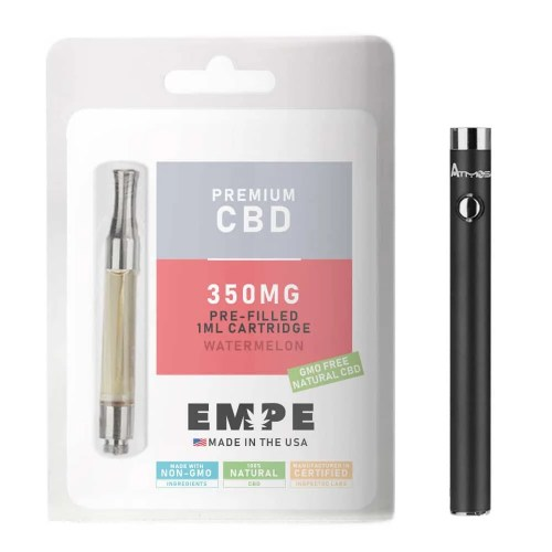 Cbd Cartridge Premium - Wild Cherry + Free Battery