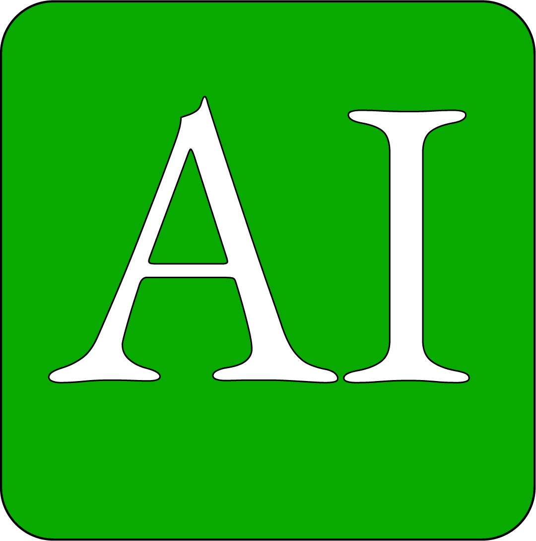 used as a button for Area Information