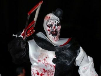 Custom 1/6 Art the Clown by Mike Thain (@thainmike)