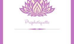 Prophet Etiquette