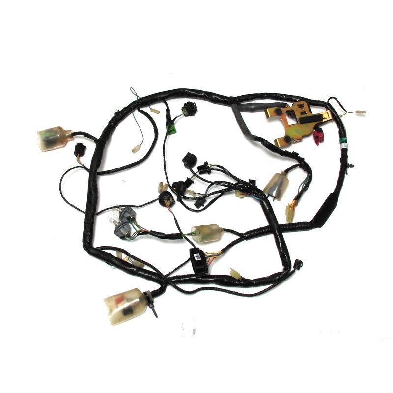 HONDA XLV VARADERO 1000 HARNESS, WIRE 32100-MBT-D10
