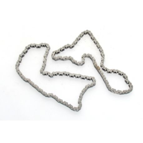 KTM SUPERMOTO T 990 2010 2x TOOTH CHAIN 88 LINK 6,35PITCH
