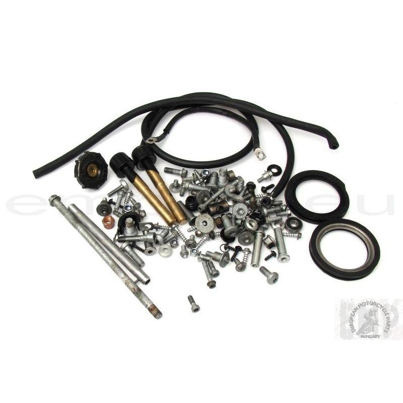 KTM SUPERDUKE 990 , ENGINE AND FRAME SPECIAL NUT , SCREW